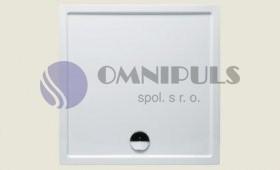 Riho 100x900cm 252 DA60 obdélníková akrylátová sprchová vanička bez panelu a nožiček