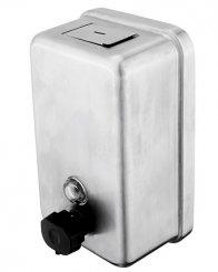 Nimco HPM 8131-10 zásobník na tekuté mýdlo 1100ml broušená nerez MAT