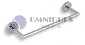 Novaservis Metalia 0126,0 Držák ručníků 300 mm chrom