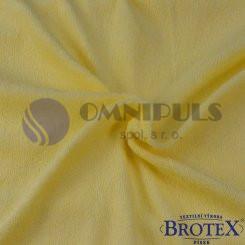 Brotex prostěradlo froté citrusové 90x200, jednolůžko (004)