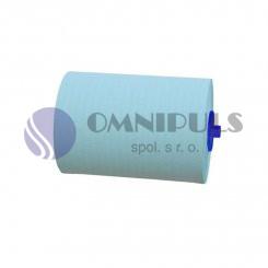Merida RAZ401 - Papírové ručníky v rolích MINI AUTOMATIC, zelené, 1 vrstvé, (11rolí/balení)