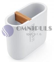 Nimco Kora dóza na zubní kartáčky barva bílá KO 24057-05