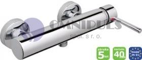 Olsen SPA Ultra 12 sprchová baterie bez příslušenství, 2555-1