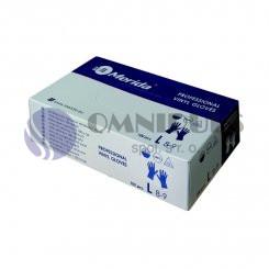Merida TRT560 - Rukavice vinylové S, 100 ks/balení