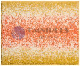 Grund Koupelnová předložka DOLOMITI, žluto-oranžová, 50x60cm