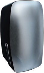 Merida BMC401 - Zásobník na toaletní papír skládaný MERCURY černý