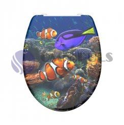 Eisl Sea Life 82372, Wc sedátko, duroplast, soft close