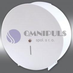 Merida BSB102 - Zásobník na toaletní papír STELLA MAXI bílý
