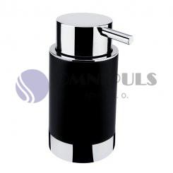 Nimco Lio Li 25031-90, dávkovač na tekuté mýdlo, černý