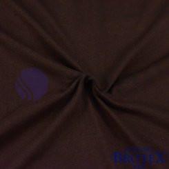 Brotex Jersey prostěradlo tmavě hnědé 90x200