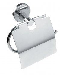 Novaservis Závěs toaletního papíru s krytem Mephisto chrom (6838,0)