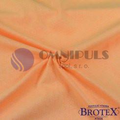 Brotex Jersey prostěradlo na jednolůžko 90*200cm, lososové (007)