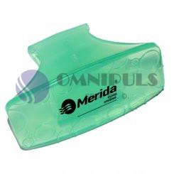 Merida VZBCCM - VONNÁ závěska BOWL CLIP na WC, CUCUMBER MELON /zelená/