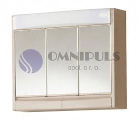 Jokey SAPHIR bahama zrcadlová skříňka - š. 60 cm, v. 51 cm, hl.18 cm
