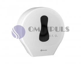 Merida AKCE-BEB101 - Zásobník na toaletní papír ONE MAXI, bílý + 3 bal. toaletního papíru POB103