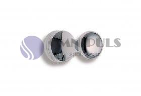 Novaservis Háček Metalia 1 chrom (6130,0)