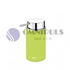Nimco Pure dávkovač mýdla na postavení žlutozelený PU 7031-75