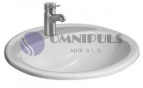 Jika Zápustné umyvadlo IBON 1301.0 š. 52cm, doprodej