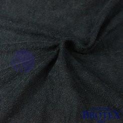 Brotex Froté prostěradlo na jednolůžko 90*200cm, černé (048)