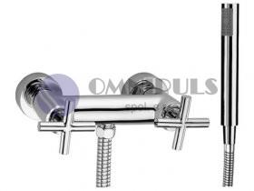 BeLaggio SEVILA SE 2945 sprchová vodovodní baterie bez příslušenství (rozteč 150mm)