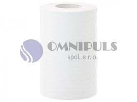 Merida RKB202 - Papírové ručníky v rolích MINI - BÍLÉ, 1 vrst.,(12rolí/balení)