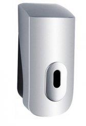 Nimco zásobník na tekuté mýdlo 1000ml stříbrný, HP 9531-M-04