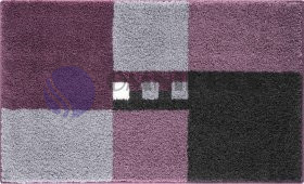 Grund MERKUR bobulová SET - 2ks (50x80+40x50cm bez výřezu), koupelnové předložky, doprodej