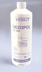 Merida VC420 - Mycí a dezinfekční prostředek ploch DEZOPOL 1 l. - konc.