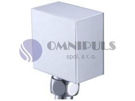 Steno 83138 stěnový vývod sprchy kovový (2895)