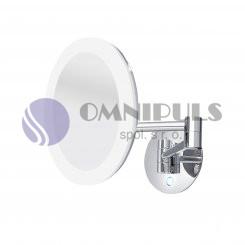 Nimco kosmetické zrcátko kulaté s osvětlením ZK 20265-26