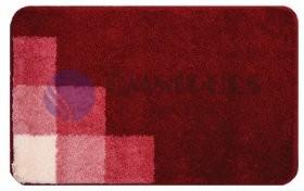 Grund Koupelnová předložka UDINe červená, 50 x 80 cm, doprodej