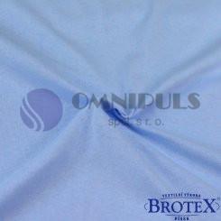 Brotex Jersey prostěradlo na jednolůžko 90*200cm, sv. modré (024)