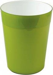 NEON odpadkový koš, zelená (22020605), výprodej