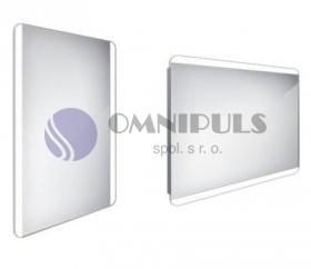 Nimco LED zrcadlo 50 x 70 cm, ZP 17001, + dárek