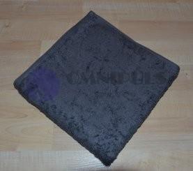 Brotex Froté ručník 50x100cm bez proužku 450g tmavě šedý