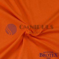 Brotex Jersey prostěradlo na dvoulůžko 180*200cm, oranžové (202)