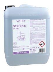 Merida VC420K - Mycí a dezinfekční prostředek ploch DEZOPOL 10 l. - konc.