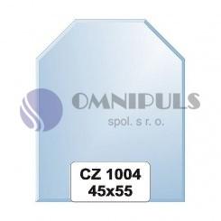 Ellux Zrcadlo šestiúhelník s fazetou FBS CZ - 1004 (rozměr 45*55cm)
