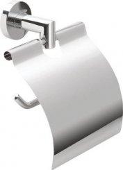 CIRCLE držák na toaletní papír s krytem, chrom (1320-07)