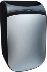 Merida KMC101 - Odpadkový koš závěsný MERCURY 25 l černý