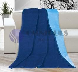 Brotex deka kira plus tmavě modrá/světle modrá 150x200