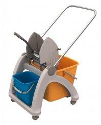 Merida MO2P - Úklidový vozík Roll-Mop s plastovou konstrukcí