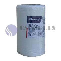 Merida UAB702 - Čistivo z netkané textilie v rolích, bílé, 45m
