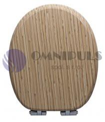 Glacera wc sedátko softclose MDF 2072