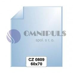 Ellux Zrcadlo s dekorací FBS CZ - 0809 (rozměr 60*70cm)