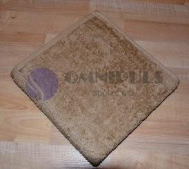 Brotex Froté ručník 50x100cm bez proužku 450g béžový