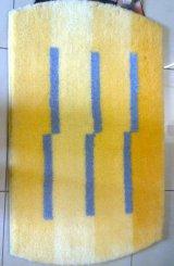 Grund koupelnová předložka žlutomodrá, doprodej