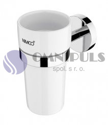 Nimco Unix UN 13058KN-26 držák pohárku a keramická nádobka