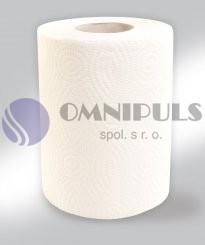 Merida RTB2701 - Papírové ručníky v rolích MINI, 2 - vrst., 100% celulóza, 50 m, 12 rolí / bal.