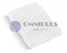 Brotex Froté ručník bílá 50 x 100 cm